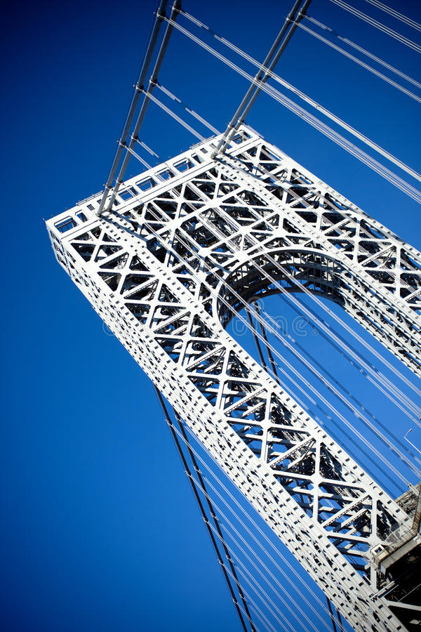 Download George Washington Bridge Royalty Free Stock Image - Image: 19323026