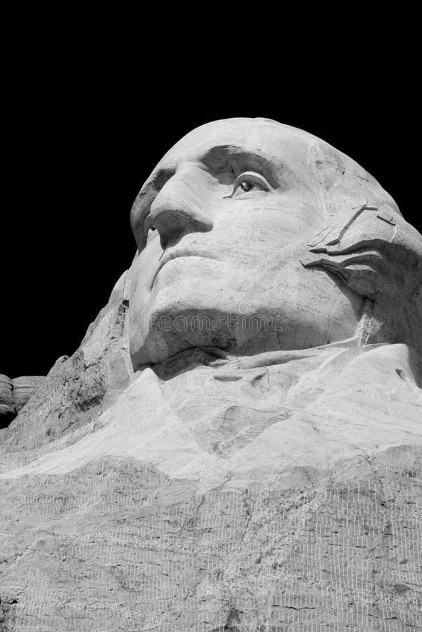 Download George Washington head stock image. Image of george, granite - 6890577