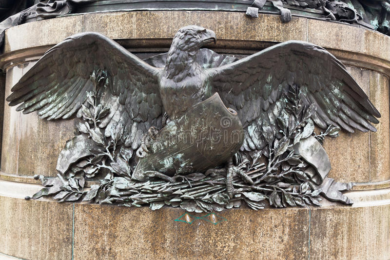 George Washington Monument Philadelphia stock fotografie