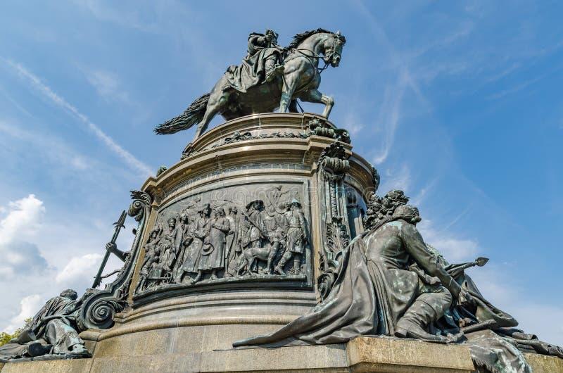 George Washington Monument In Philadelphia Pennsylvania royalty-vrije stock afbeeldingen