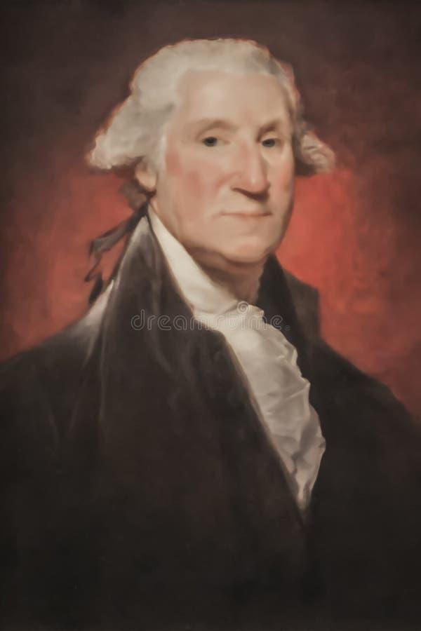 George Washington royalty free stock image
