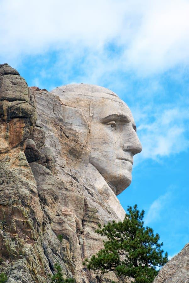George Washington Profile fotos de stock
