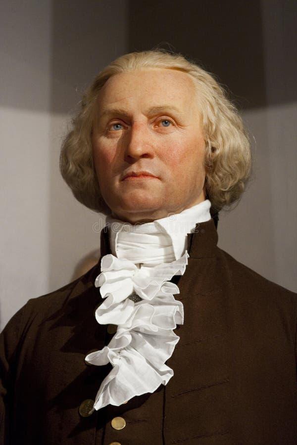George Washington Wax Figure Foto editorial - Imagen de d0, turismo ...