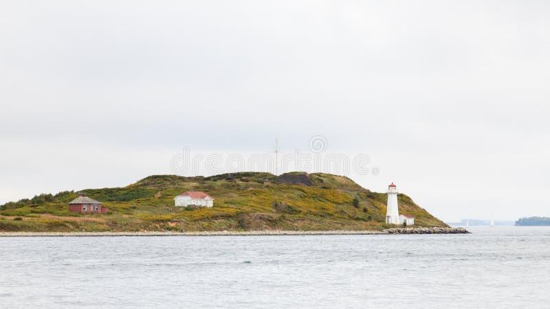 Georges Island lizenzfreies stockfoto