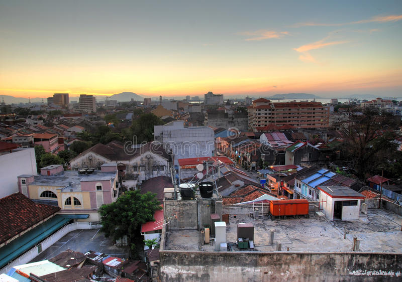 Download Georgetown, Malaysia stock photo. Image of scene, urban - 16081362