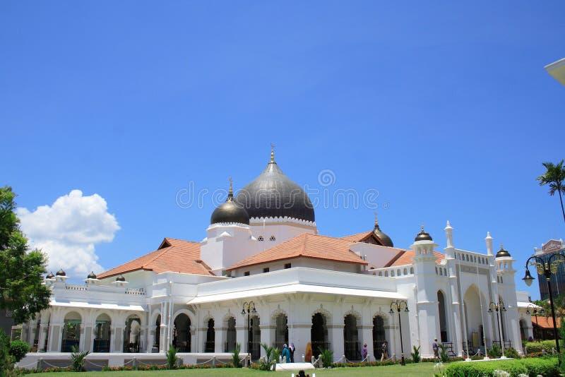 georgetown moské royaltyfria bilder