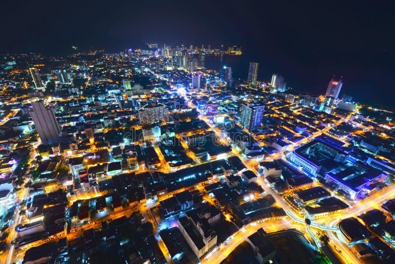 Georgetown Penang Maleisië royalty-vrije stock foto