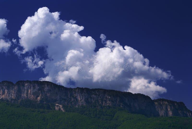 Georgia berg arkivfoton