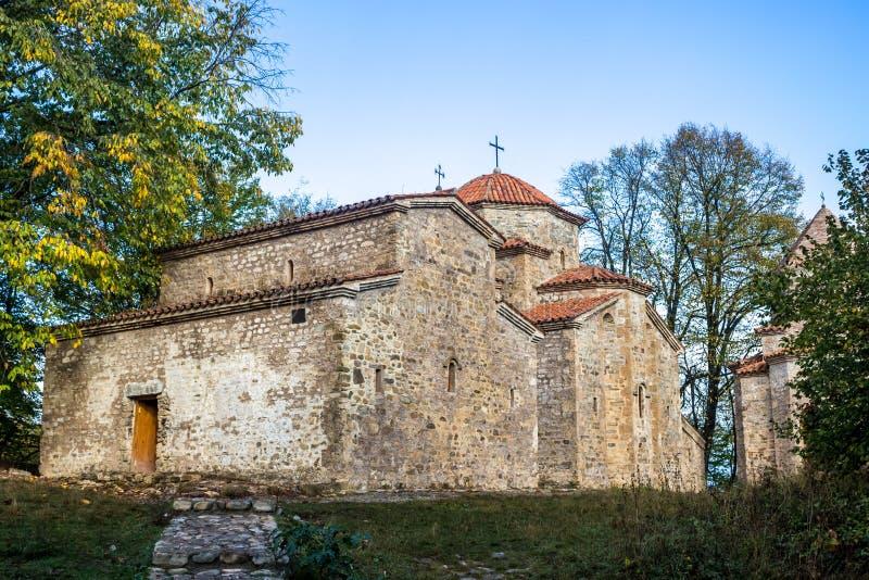 Georgia, Kakheti , Old Shuatma convent , founded in the 16th century.  royalty free stock photos