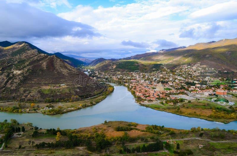 Georgia, Transcaucasia fotografia stock libera da diritti
