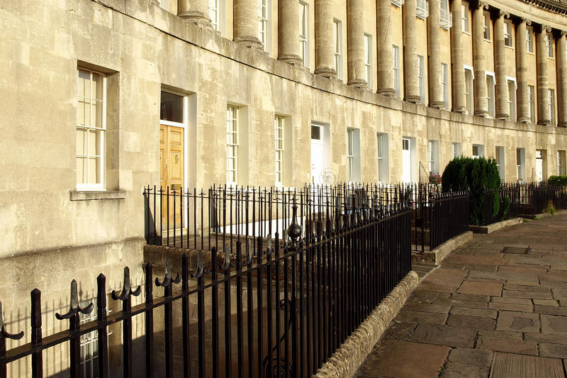 Download Georgian Crescent Royalty Free Stock Images - Image: 10780819