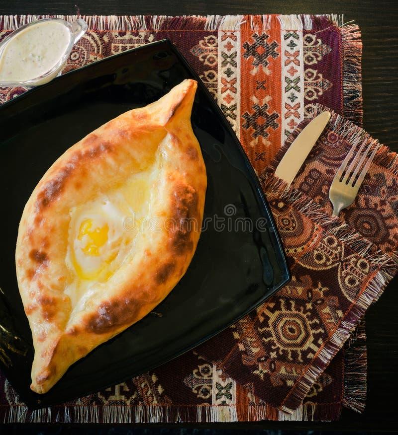 Georgian cuisine stock photography