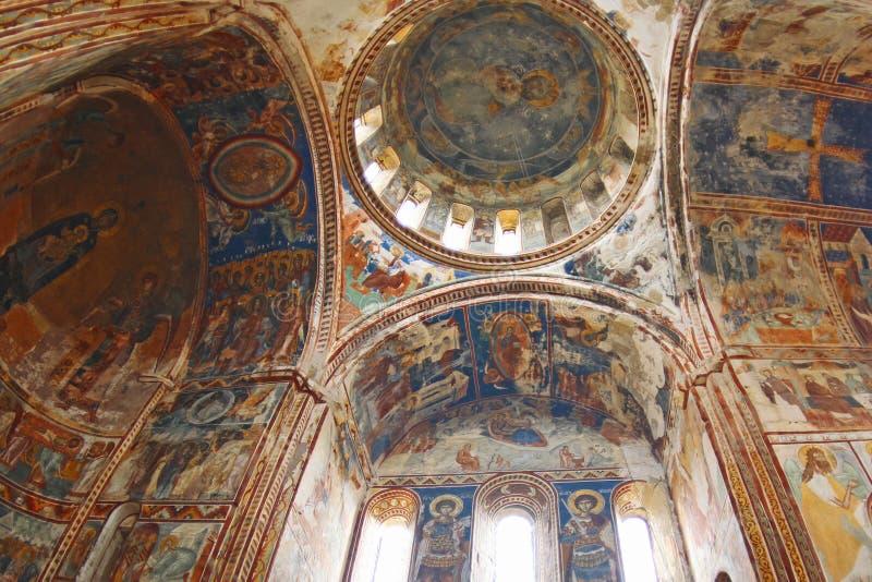 Georgisches orthodoxes Kloster Gelati lizenzfreies stockbild