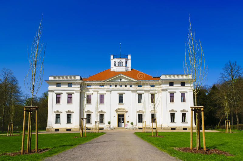 Download Georgium palace dessau stock photo. Image of dessau, germany - 19702968