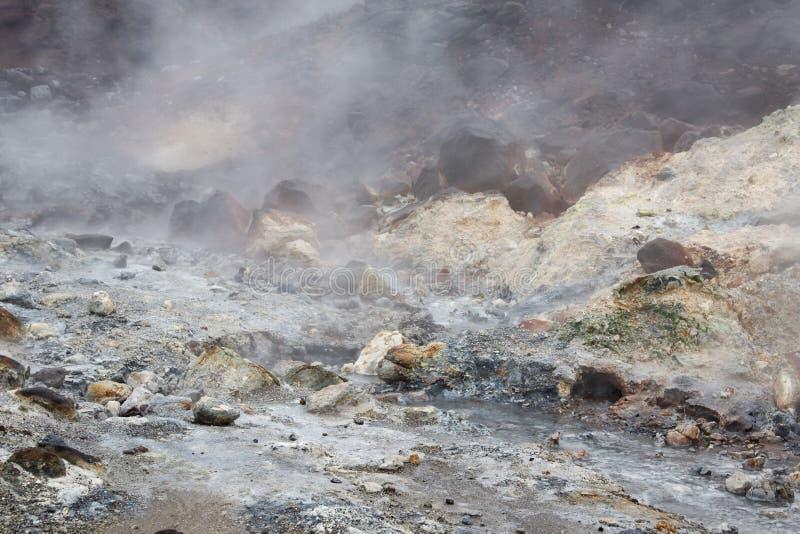 geotermiczna kontrpara fotografia stock