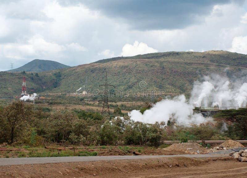 Download Geothermal Power Plant In Kenya Stock Photo - Image: 33106152