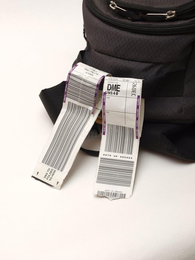 Gepäck lizenzfreies stockfoto