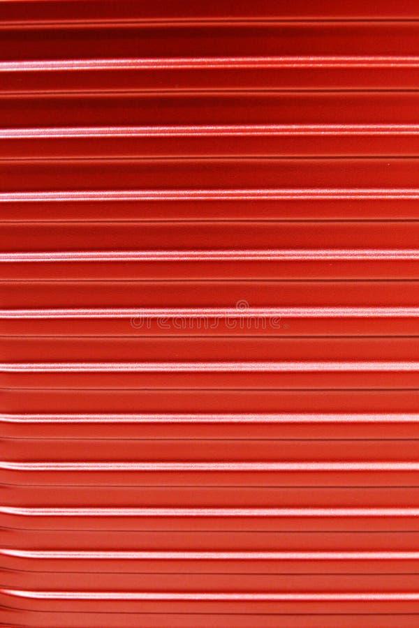 Gepäckmuster-Beschaffenheitshintergrund der Nahaufnahme metallischer lizenzfreie stockfotografie