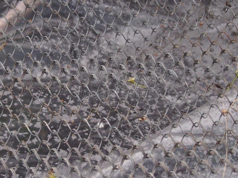 Gepanzertes Gitter lizenzfreies stockbild