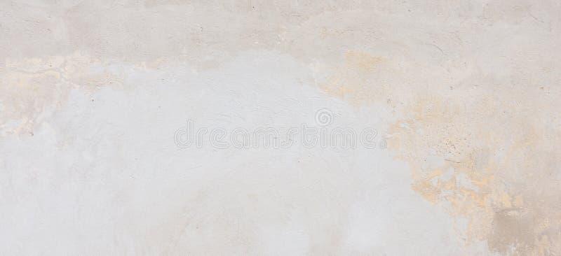 Gepleisterde van de cement concrete muur textuur als achtergrond royalty-vrije stock fotografie