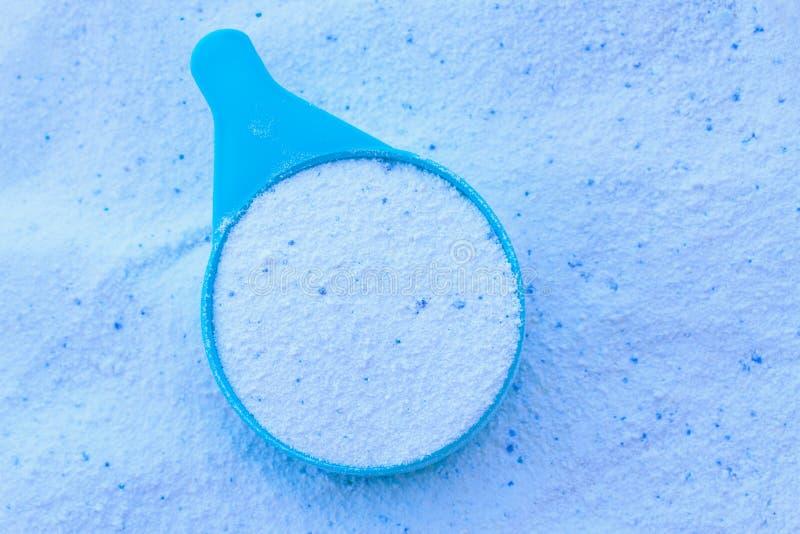 Gepoederd detergens stock afbeeldingen
