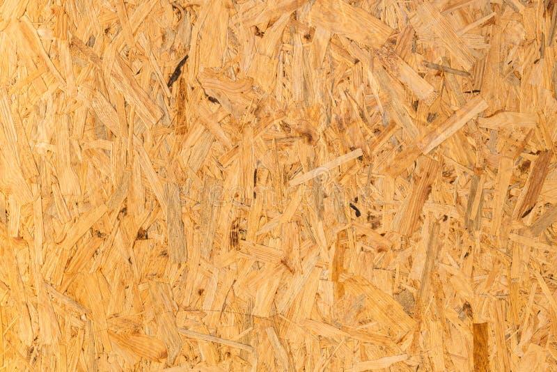 Gepresster Holzverkleidungshintergrund stockfoto