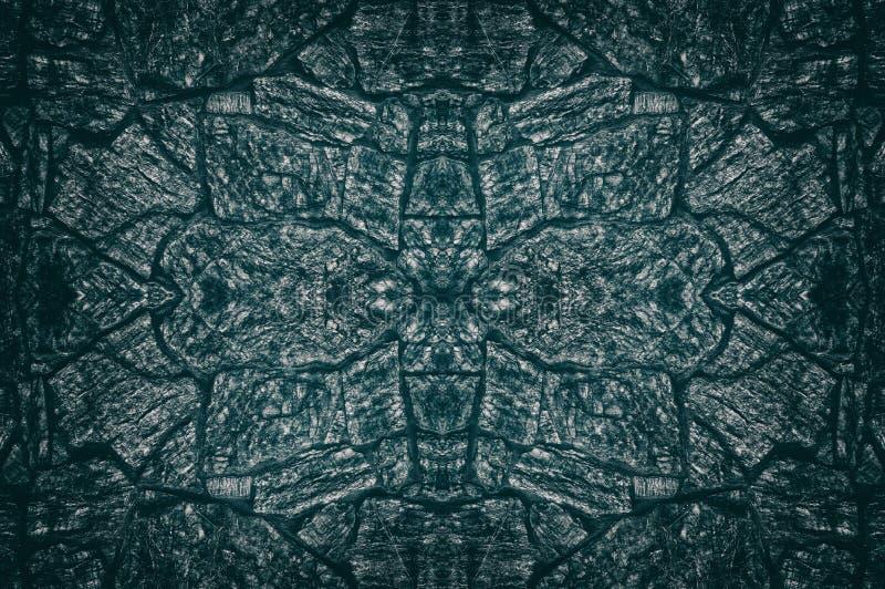Geräumige dunkelblaue sich wiederholende Beschaffenheit der Granitsteinmetzarbeit stockfoto