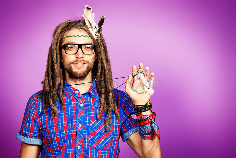 Geração do hippy imagens de stock royalty free