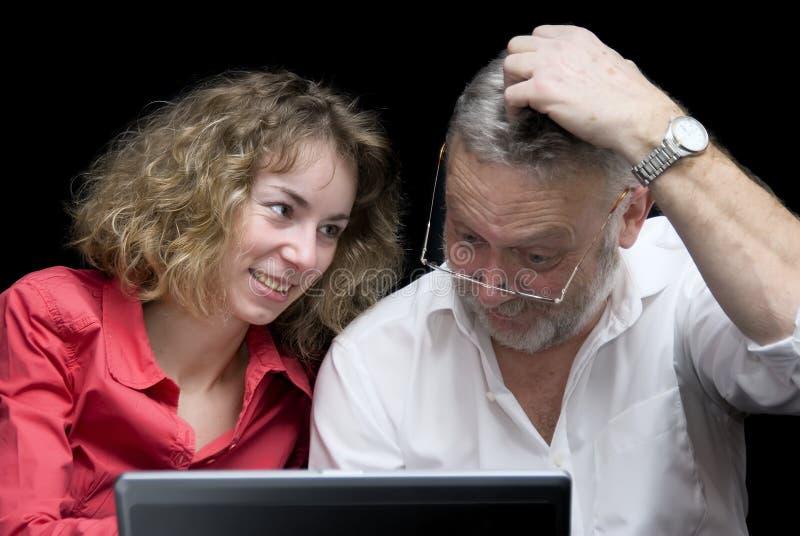 Gerações no World Wide Web fotos de stock royalty free
