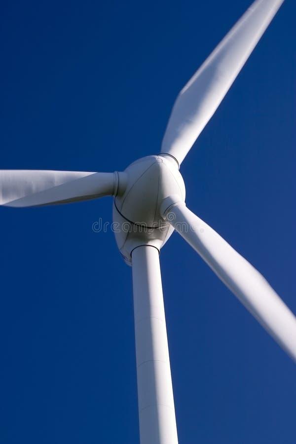 Gerador da energia de vento foto de stock royalty free