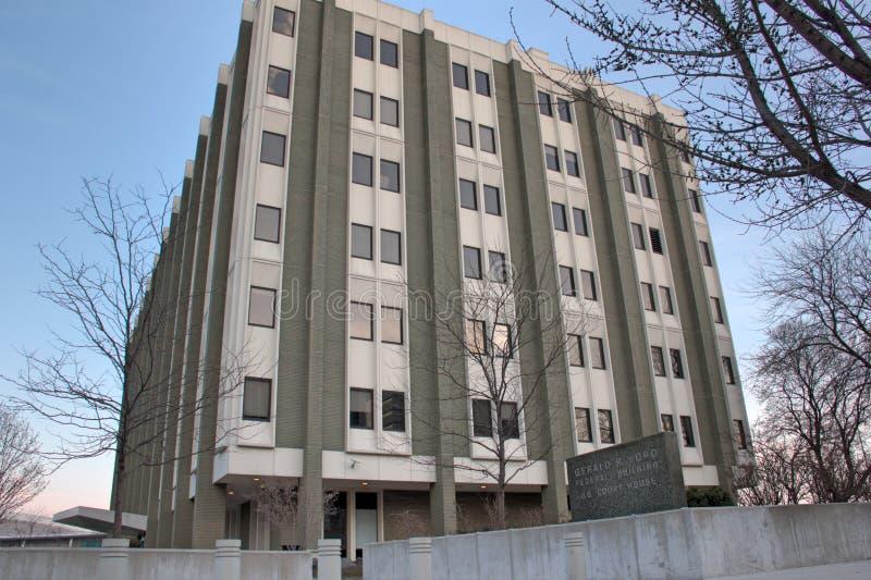 Gerald R Ford Federal Court Building fotografia stock