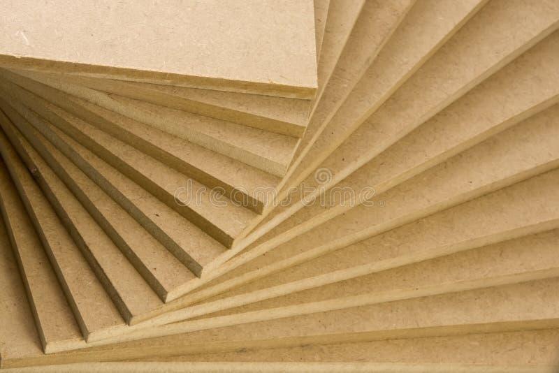 Gerecycleerd hout stock afbeelding