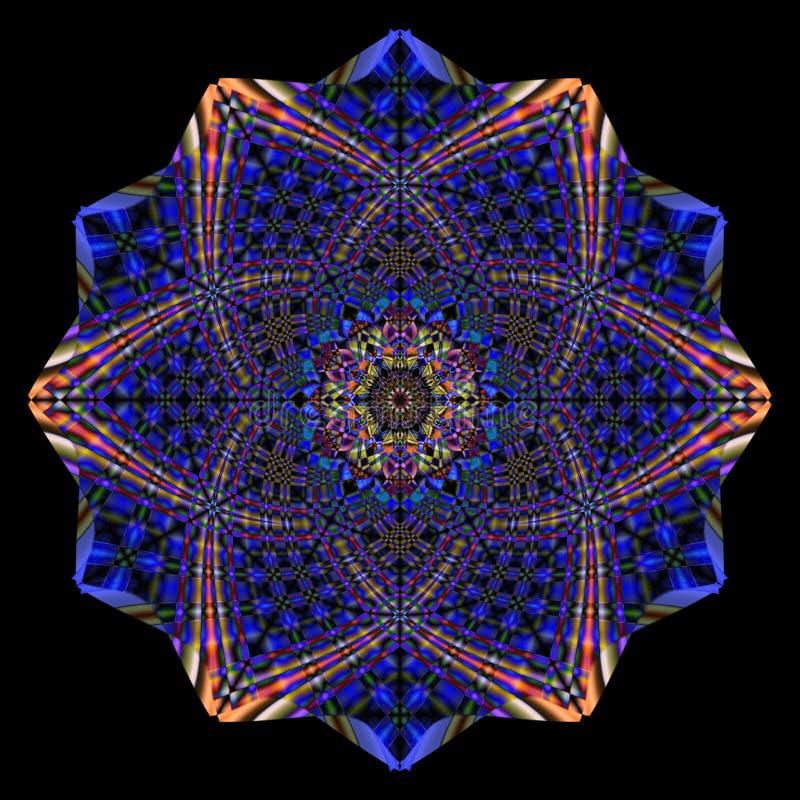 Gerecycleerde Rook Art Design royalty-vrije stock foto's