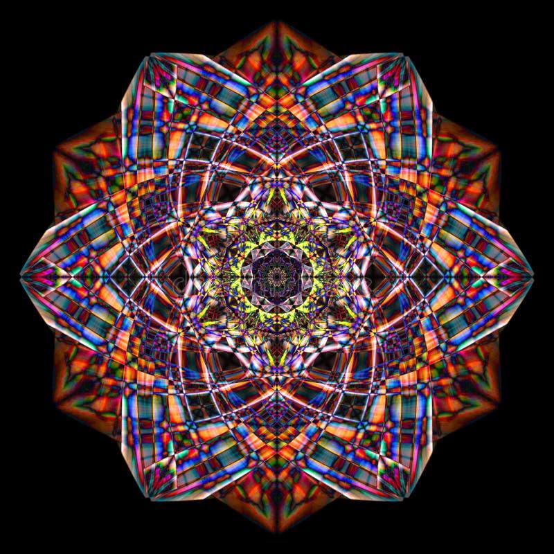 Gerecycleerde Rook Art Design stock foto's