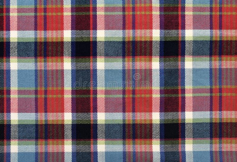 Geregelde textieltextuur royalty-vrije stock fotografie