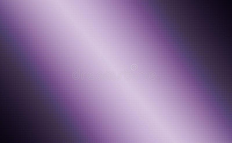 Geregelde textuur met purpere spiegelgradiënt royalty-vrije illustratie