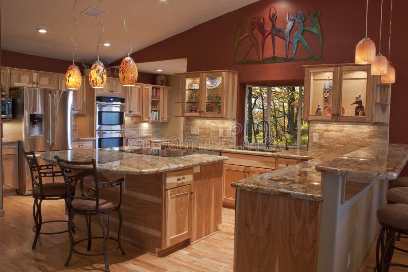 Geremodelleerde Keuken