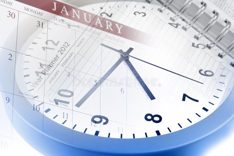 Gerencia de tiempo fotos de archivo