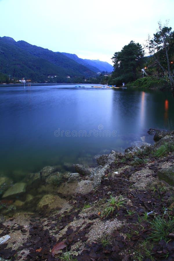 Download Geres landscape stock image. Image of park, europe, leaves - 12763263