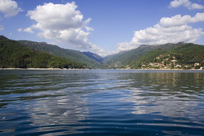 geres mount jeziora. zdjęcia stock