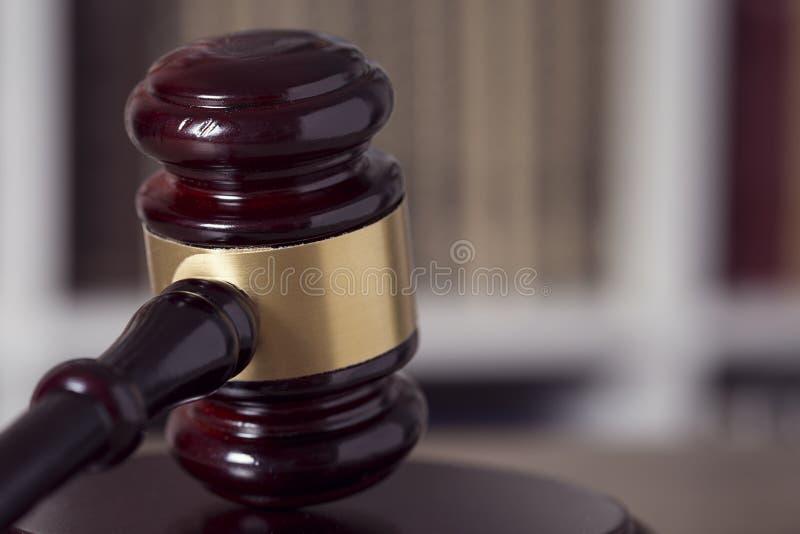 Gericht lizenzfreies stockbild