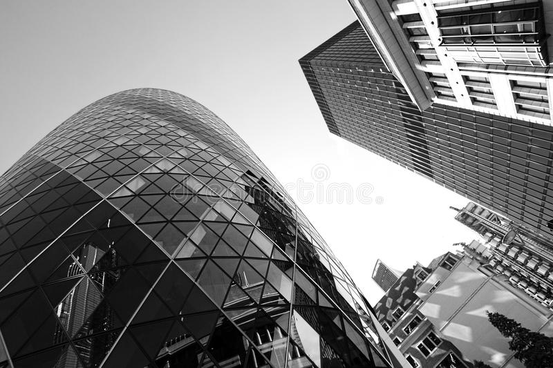 Gerkin, Londen stock foto