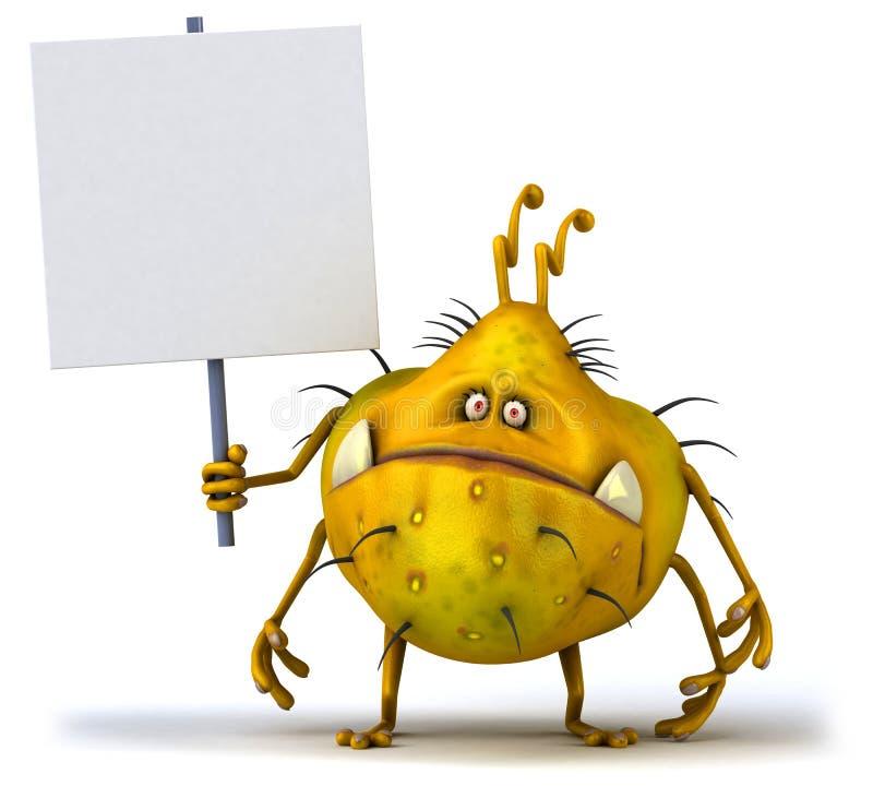 Germ vector illustration