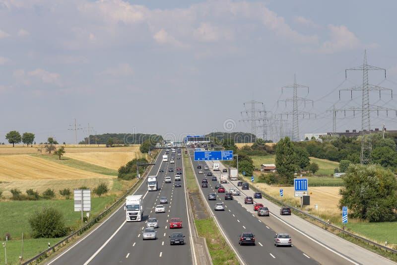 A5 Kassel Frankfurt