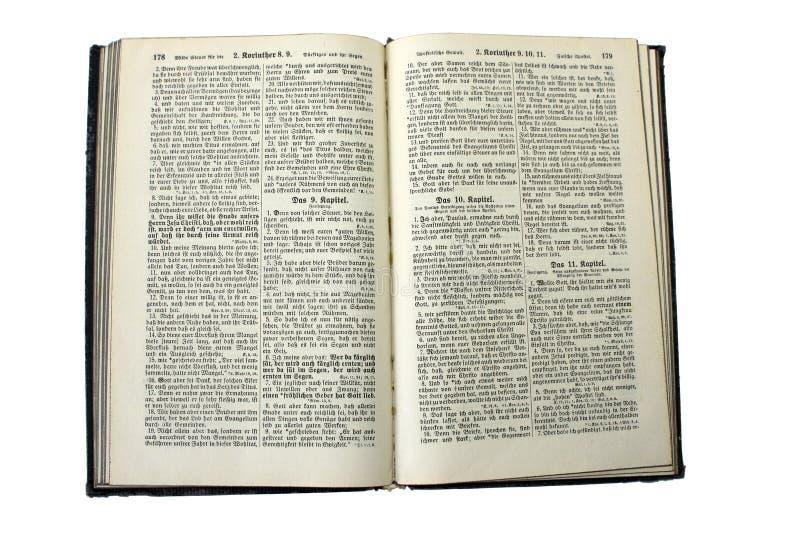 Scripture Deutsch