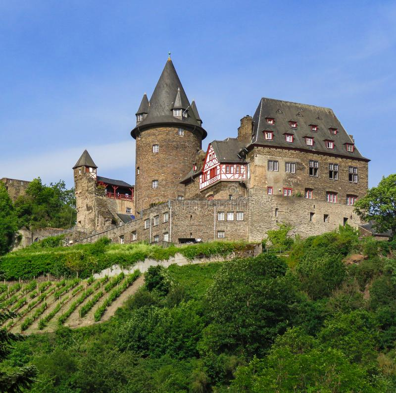 German castle stock images