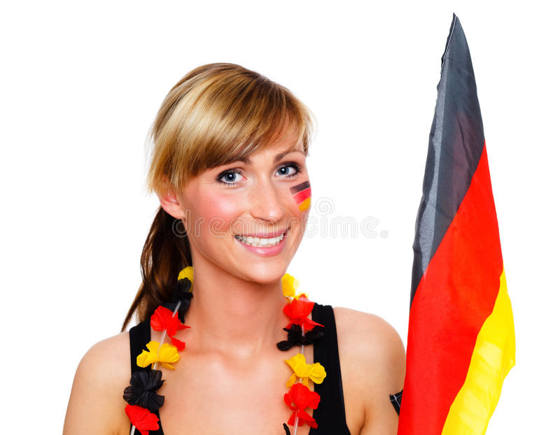 Download German fan stock image. Image of cheer, face, germany - 13817537