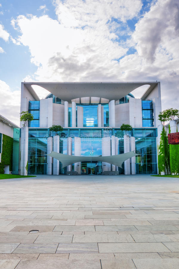 Free German Federal Chancellery Building In Berlin, Germany Royalty Free Stock Photo - 72080635