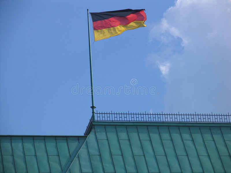 Download German flagg stock image. Image of hotel, germany, berlin - 16799