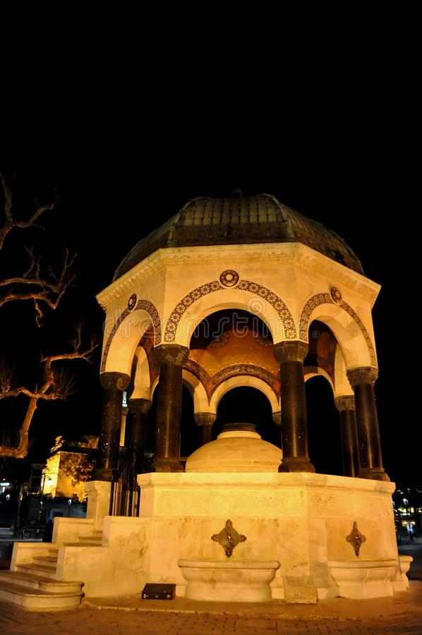Download German Fountain stock photo. Image of symbol, sultanahmed - 39513178